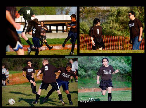 Isabelle soccer