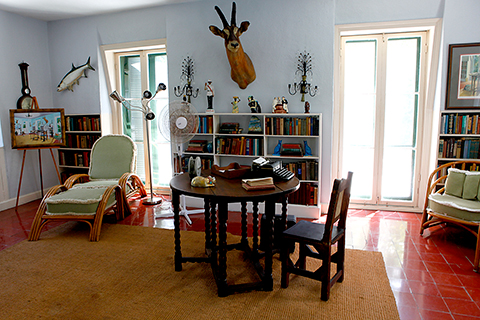Hemingway office
