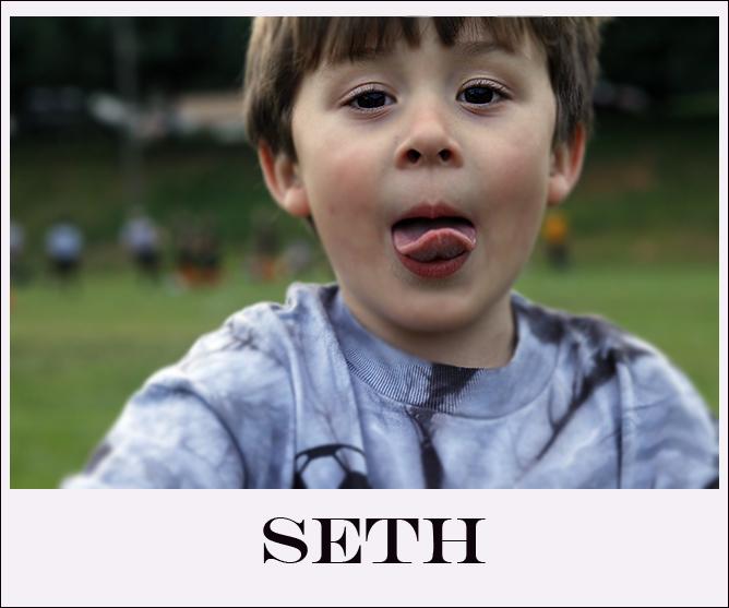Seth crazy boy