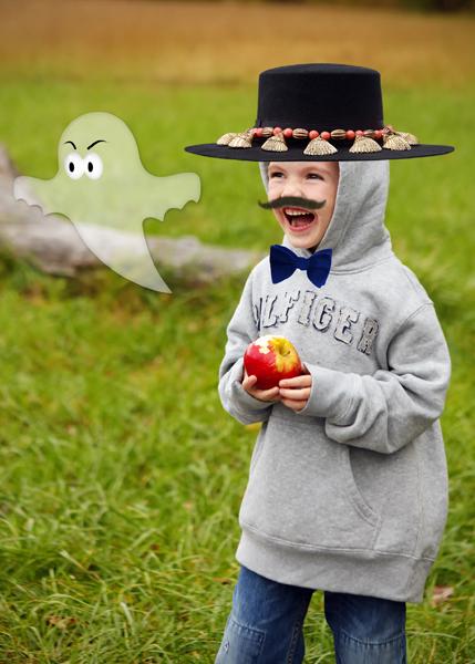 Ben halloween blog