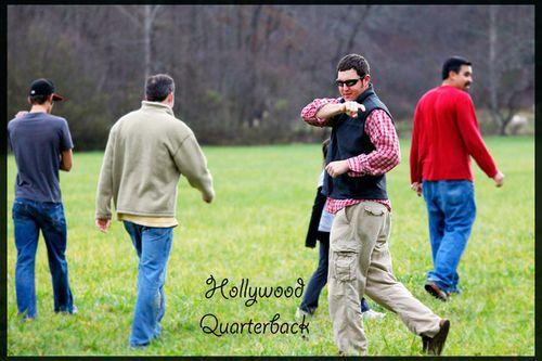 Hollywood quarterbacks