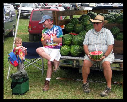 A_watermelon_break_at_floydfest